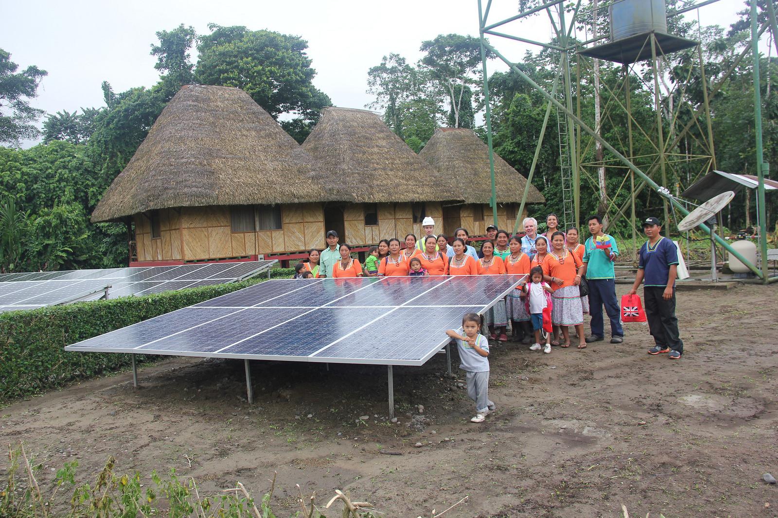 Peneles Solares